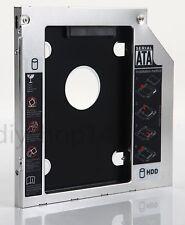 SATA 2nd HDD SSD Hard Drive Caddy for HP ProBook 445 450 470 DU-8A5SH UJ8C2 DVD