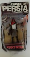 DISNEY - Prince Of Persia The Sands Of Time Prince Dastan Action Figure 2010 Toy