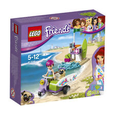 Lego Friends Mia's Beach Scooter Building Kit (41306)