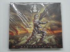 Lacrimosa - Revolution (2012) Digi-Pack, 24-page Booklet, 11 Tracks