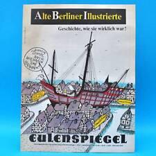 Eulenspiegel 52/1986 | DDR-Wochenzeitung für Satire und Humor | Geburtstag B
