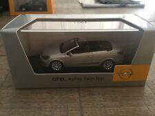 Minichamps 1/43 Opel Astra TwinTop dealer edition grey