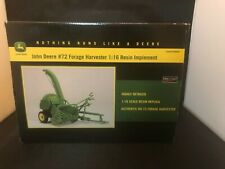 John Deere #72 Forage Harvester by Spec Cast - in box, factory sealed.