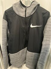 Nike Mens Basketball Showtime Hoodie XL