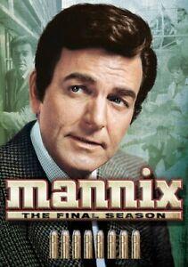 Mannix: The Eighth Season (Final Season) [New DVD] Boxed Set