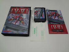 VV / V Five + Reg Card Sega Megadrive Japan EXC