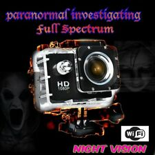 Ghost hunting Full Spectrum Night Vision Wifi HD Video Camera action camera