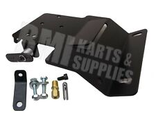 Top Plate & Throttle Kit for Clone Ohv Racing Engine, Kart Cart Honda Bsp Black