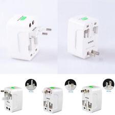 Universal International Worldwide Travel AC Power Plug Adapter AU/UK/US/EU_S