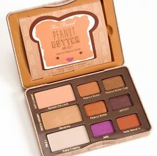 Too Faced PEANUT BUTTER AND JELLY Palette ~ NEW in box