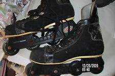 New ListingBaur Roller Blades, Off Ice Hockey, Super light chassis, looks like size 11-12