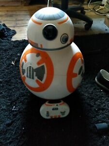 """Star Wars BB-8 life size 16"""" Interactive Droid With Remote Control by hasbro"""