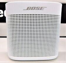 Bose SoundLink Color II  – Bluetooth Lautsprecher – weiß – NEU + OVP
