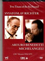 Sviatoslav Richter / Arturo Benedetti Michelangeli [1964] [DVD][Region 2]