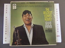 LOUIS PRIMA THE WILDEST COMES HOME STEREO LP ST 1723