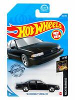 Hot Wheels 2020 '96 CHEVROLET IMPALA SS 232/250 NIGHTBURNERZ 2/10 Mattel GHC57