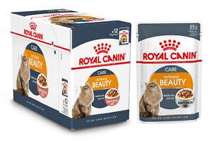 Royal Canin Intense Beauty Schönheit Und Glanz Haare Katzen Adultos- Nass 85g