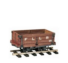 PECO GREAT LITTLE TRAINS KIT for 4 TON NARROW GAUGE MINERAL WAGON O-16.5 Gauge
