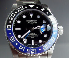Davosa * Ternos Professional GMT * Automatic * Stahl * Ref. 161.571.45 *