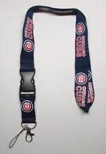 MLB Chicago CUBS Disconnect Disconnecting Baseball LANYARD ID Key Holder NEW