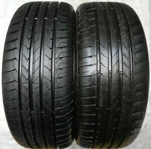 2 Summer Tyre Goodyear Efficient Grip Rsc 255/45 R20 101Y RA1401
