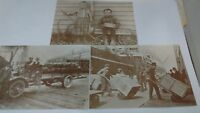 Historical society of seattle and king county collection postcards lot of 3