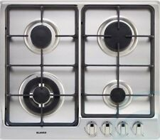 BLANCO CG604WXFFC STAINLESS STEEL 4 BURNER WOK BURNER GAS COOKTOP HOTPLATE NEW