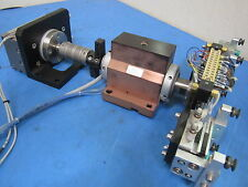 Seagull Precision High Speed Spindle Assembly Disk Gripper & SMC MSQB30A