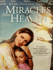 Miracles from Heaven (DVD, 2016) - Brand New - Never Opened