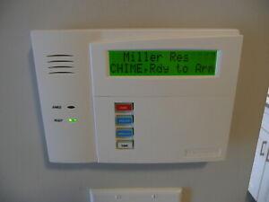 Honeywell Ademco 6160 Alpha Display Keypad MINT COND USED