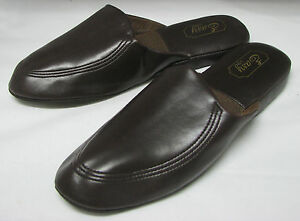 New Men's House Slippers Classic Comfort Soft Padded Loafer Shoes, Sizes: 7-13