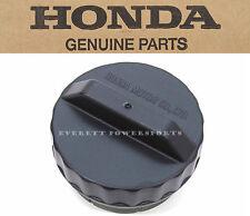 New Genuine Honda Fuel Tank Gas Cap 01-16 GL1800 Goldwing OEM Petrol Filler #F53
