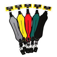 Camera Single Shoulder Neck Sling Strap Belt for Canon Nikon Sony DSLR Black
