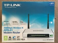 TP-LINK TD-W8960N ADSL 2+ Router 300 Mbps Wireless N Wi-Fi