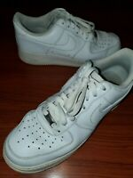 Men Nike Air Force 1 07' AF1 Low White Classic Shoe 315122-111 Size U.S. 10