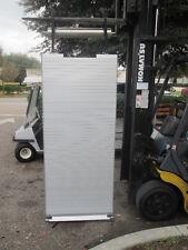 "ROM CFG Shutter III Roll Up Door w/ Recoil Drum & Seal L 72 1/2"" W 31 9/16"""