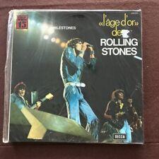 ROLLING STONES - L'Age D'Or Des - Milestones -  SEALED vinyl vol 15 France