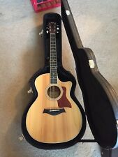 Taylor 414ce-2007 Spring Limited Koa back and sides, Spruce Top-EXCELLENT! RARE!