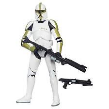 "Star Wars Black Series 6"" Clone Trooper Sergeant Figure Hasbro 2014"