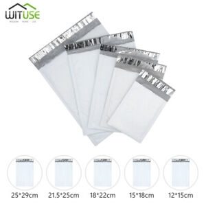 White Bubble Envelope General Package Bag Multi-layered Anti-Shock Envelopes