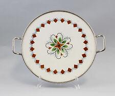 Cerámica Plato de tarta Arte deco Decoración de rociadura para 1920/30 99845070