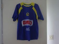 Deportes Impacto Club America Bimbo/Corona/Coca Cola soccer jersey mens Xl