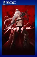 "SOLD OUT: SAMURAI OF OZ #1 - LIERIX ""DEVIL MAY CRY"" METAL EXCLUSIVE   PRE-SALE"