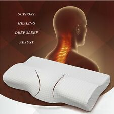 Orthopedic Latex Magnetic Neck Pillow Fiber Slow Rebound Memory Foam Pillow