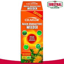 Substral Celaflor 250 ML Gazon Désherbant Weedex