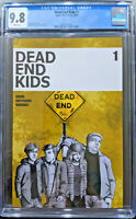 Dead End Kids #1 Comics 1st Print CGC 9.8 Source Point Press