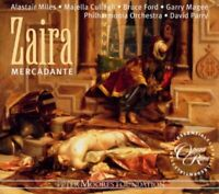 Alastair Miles - Mercadante: Zaira (Highlights) [CD]