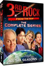 3RD ROCK FROM THE SUN: THE COMPLETE SERIES (17PC) DVDB NEW