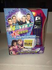'N Sync Hotline Fantasy Phone and Cd-Rom Game - Pc Vintage Pop Justin Timberlake