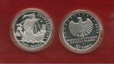 """10 EURO Gedenkmünze 2006  """" 650 Jahre Städtehanse """" - PP -"""